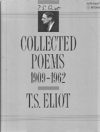 Cover The Collected Works of T.S. Eliot