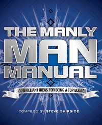 Cover Manly man manual