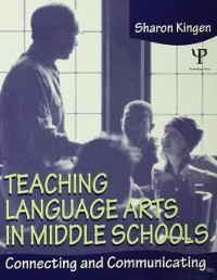 Cover Teaching Language Arts in Middle Schools