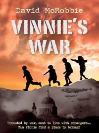 Cover Vinnie's War