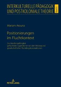 Cover Positionierungen im Fluchtkontext
