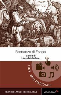 Cover Romanzo di Esopo