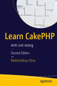 Cover Learn CakePHP
