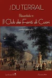 Cover Il Club dei Fanti di Cuori. Parte seconda