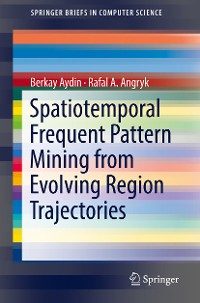 Cover Spatiotemporal Frequent Pattern Mining from Evolving Region Trajectories