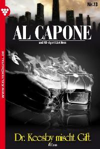 Cover Al Capone 13 – Kriminalroman