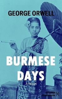 Cover Burmese days