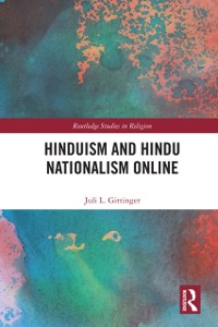 Cover Hinduism and Hindu Nationalism Online