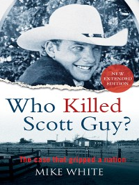 Cover Who Killed Scott Guy?