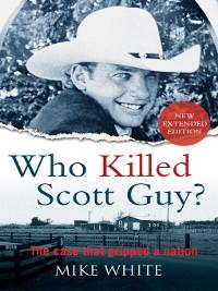 Cover Who Killed Scott Guy?