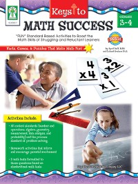 Cover Keys to Math Success, Grades 3 - 4