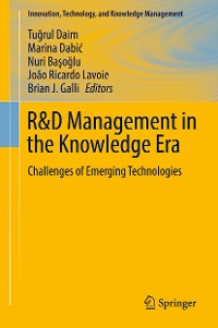 Cover R&D Management in the Knowledge Era