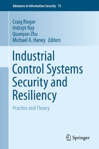 Cover Industrial Control Systems Security and Resiliency