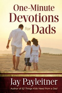 Cover One-Minute Devotions for Dads