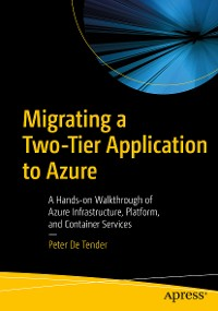 Cover Migrating a Two-Tier Application to Azure