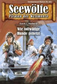 Cover Seewölfe - Piraten der Weltmeere 655