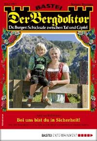 Cover Der Bergdoktor 1961 - Heimatroman