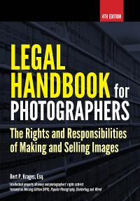 Cover Legal Handbook for Photographers