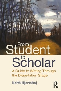 Cover From Student to Scholar
