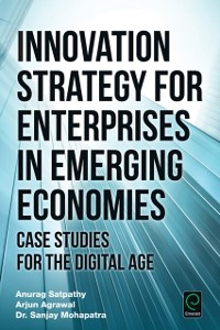 Cover Innovation Strategy for Enterprises in Emerging Economies