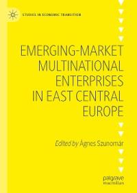 Cover Emerging-market Multinational Enterprises in East Central Europe