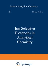 Cover Ion-Selective Electrodes in Analytical Chemistry
