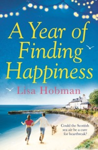 Cover Year of Finding Happiness