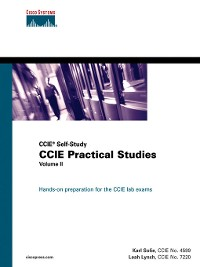 Cover CCIE Practical Studies, Volume II