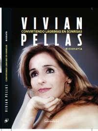 Cover Vivian Pellas Convirtiendo lágrimas en sonrisas