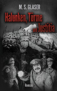 Cover Halunken, Türme und Justitia