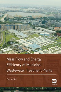 Cover Mass Flow and Energy Efficiency of Municipal Wastewater Treatment Plants