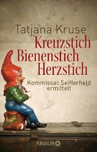 Cover Kreuzstich Bienenstich Herzstich