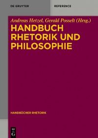 Cover Handbuch Rhetorik und Philosophie