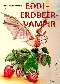 Cover Die Abenteuer von Eddie Erdbeer Vampir
