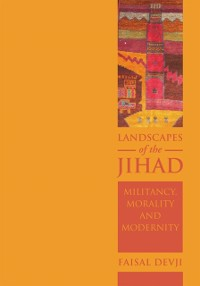 Cover Landscapes of the Jihad
