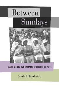 Cover Between Sundays