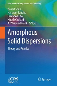 Cover Amorphous Solid Dispersions