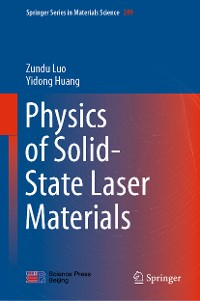Cover Physics of Solid-State Laser Materials