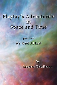 Cover Elaytay's Adventures in Space and Time