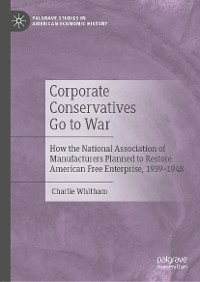 Cover Corporate Conservatives Go to War