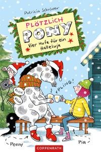 Cover Plötzlich Pony (Bd. 4)