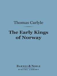 Cover The Early Kings of Norway