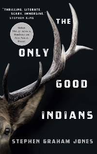 Cover The Only Good Indians