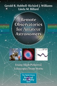 Cover Remote Observatories for Amateur Astronomers