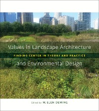 Cover Values in Landscape Architecture and Environmental Design