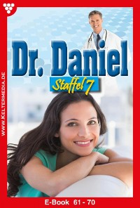 Cover Dr. Daniel Staffel 7 – Arztroman