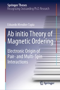 Cover Ab initio Theory of Magnetic Ordering