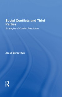 Cover Social Conflicts And Third Parties