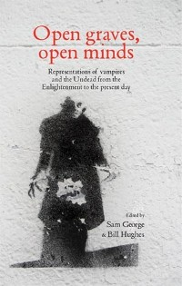 Cover Open graves, open minds