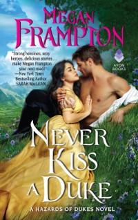 Cover Never Kiss a Duke